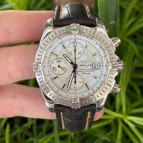 Breitling Chronomat Evolution Steel 44mm White No numerals United States of America, California, Los Angeles