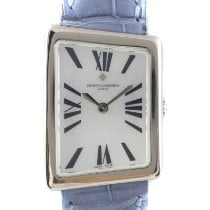 Vacheron Constantin 1972 White gold 32mm Mother of pearl