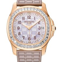 Patek Philippe Aquanaut Rose gold 35.6mm Mother of pearl United States of America, Florida, Sunny Isles Beach