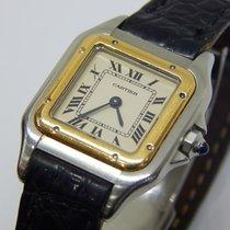 Cartier Acero y oro 22mm Cuarzo 112000R usados Argentina, buenos aires