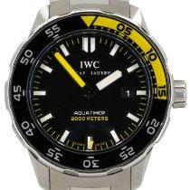 IWC Aquatimer Automatic 2000 Steel 44mm Black No numerals United Kingdom, London