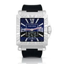 Roger Dubuis Steel 41mm Automatic pre-owned United States of America, California, Redwood City