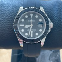 Rolex Yacht-Master 42 White gold 42mm Black No numerals United States of America, Florida, West Palm Beach