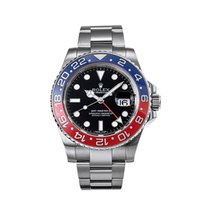 Rolex GMT-Master II 116719BLRO Very good White gold 40mm Automatic