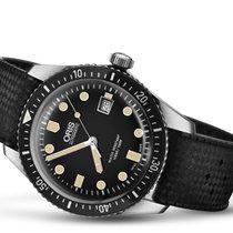 Oris 01 733 7720 4054-07 5 21 26FC Steel 2021 Divers Sixty Five 42mm new
