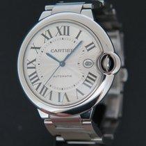 Cartier Ballon Bleu 42mm Сталь 42mm Белый