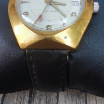 Ernest Borel Gold/Steel Manual winding 9627 pre-owned