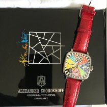 Alexander Shorokhoff Steel 41mm Automatic AS.KD-AVG-03 pre-owned