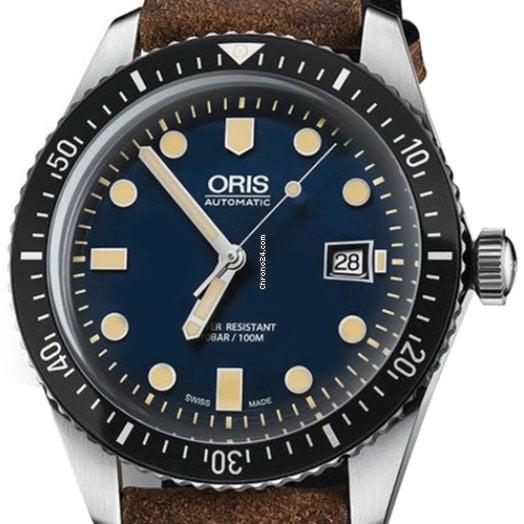 Oris Divers Sixty Five 01 733 7720 4055-07 5 21 02 2020 new