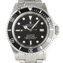 Rolex 16600 Zeljezo 1989 Sea-Dweller 4000 40mm rabljen