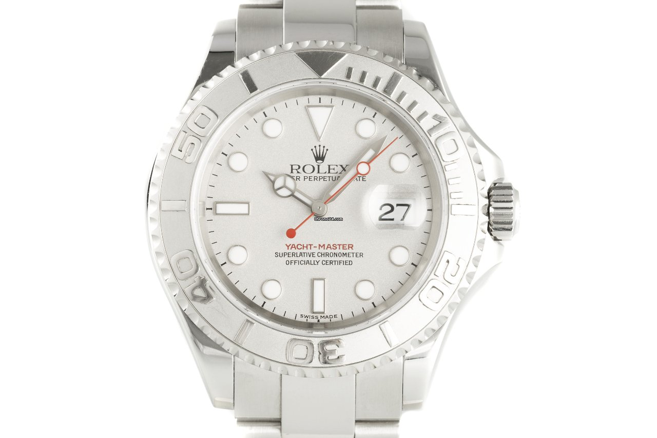 Rolex Yacht-Master 40 16622 2002 pre-owned
