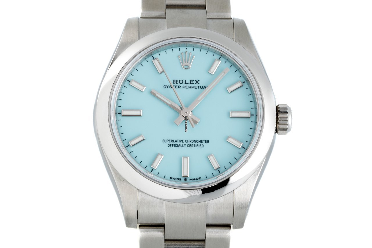 Rolex Oyster Perpetual 31 277200 2021 usados