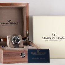 Girard Perregaux Acciaio 38mm Automatico 81005-11-632-11A nuovo Italia, Bressanone