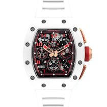 Richard Mille RM011 Rose gold RM 011 50mm pre-owned United States of America, New York, New York