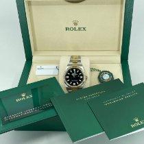 Rolex 124273-0001 Goud/Staal 2021 Explorer 36mm nieuw