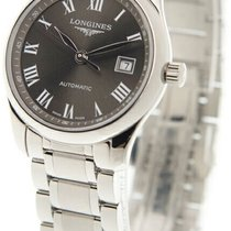 Longines L2.257.4.71.6 Steel 2021 Master Collection 29mm new