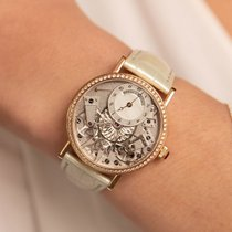 Breguet Tradition 37mm Mother of pearl