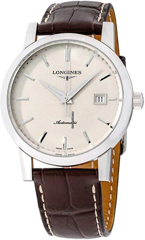 Longines L4.825.4.92.2 2021 new