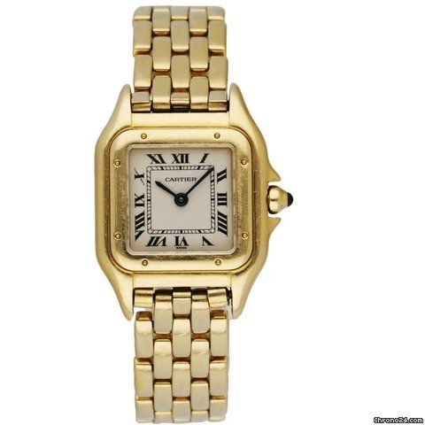 Cartier Panthère 1070 1995 pre-owned