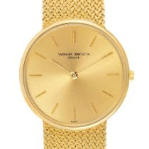 Vacheron Constantin Yellow gold Manual winding Champagne 31mm pre-owned Patrimony