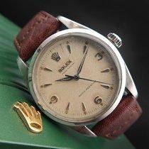Rolex Explorer Stahl 36mm Arabisch