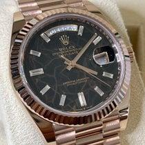 Rolex (ロレックス) 228235 ピンクゴールド 2021 デイデイト 40 40mm 新品