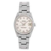 Rolex Datejust 31 Steel 31mm Silver No numerals United States of America, Florida, Surfside