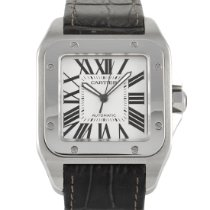 Cartier Steel 41.3mm Automatic 2656 pre-owned United States of America, Pennsylvania, Southampton
