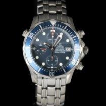 Omega Seamaster Diver 300 M 2298.80.00 Good Titanium 41.5mm Automatic