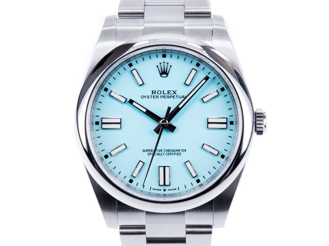 Rolex Oyster Perpetual 124300 2021 nuevo