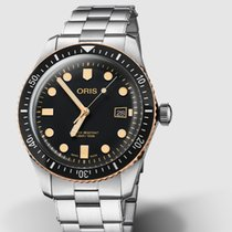 Oris Steel 42mm Automatic 01 733 7720 4354-07 8 21 18 new United States of America, New Jersey, Princeton