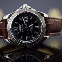 Breitling Galactic 41 Steel 40mm Black