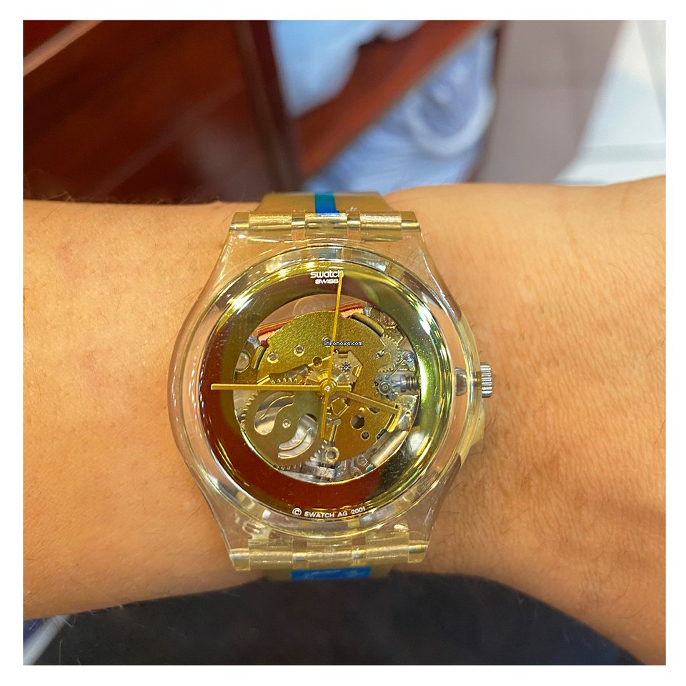 Swatch GZ168 2004 pre-owned