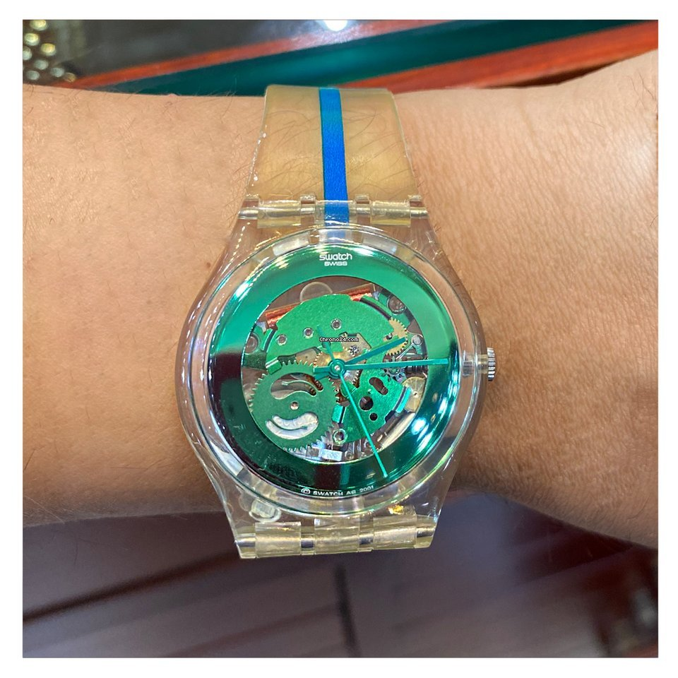 Swatch GZ170 2004 pre-owned