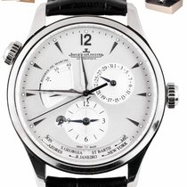 Jaeger-LeCoultre Master Geographic Steel 39mm United States of America, New York, Smithtown