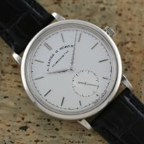 A. Lange & Söhne White gold 38.5mm Automatic Lange & Sohne 380.026 pre-owned United Kingdom, London