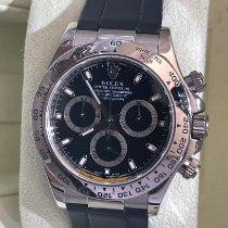 Rolex 116519 Oro bianco 2008 Daytona 40mm usato Italia, Sarnico