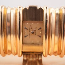 Universal Genève Rose gold 26mm Manual winding pre-owned
