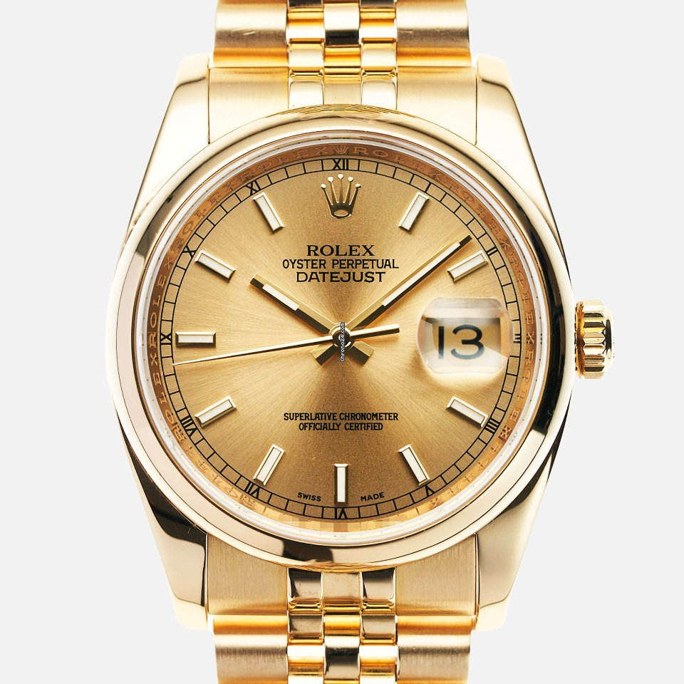 Rolex Datejust 116208 2007 pre-owned