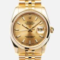 Rolex Datejust Yellow gold 36mm United Kingdom, London