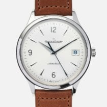 Jaeger-LeCoultre Master Control Date pre-owned 40mm Leather
