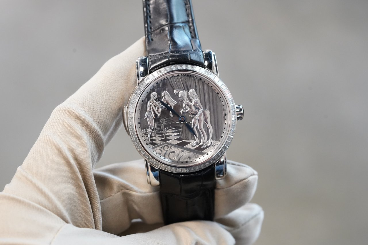 Ulysse Nardin Classic Minute Repeater 739-61 new