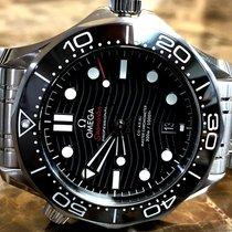 Omega 210.30.42.20.01.001 Steel 2021 Seamaster Diver 300 M 42mm new United States of America, Pennsylvania, Philadelphia