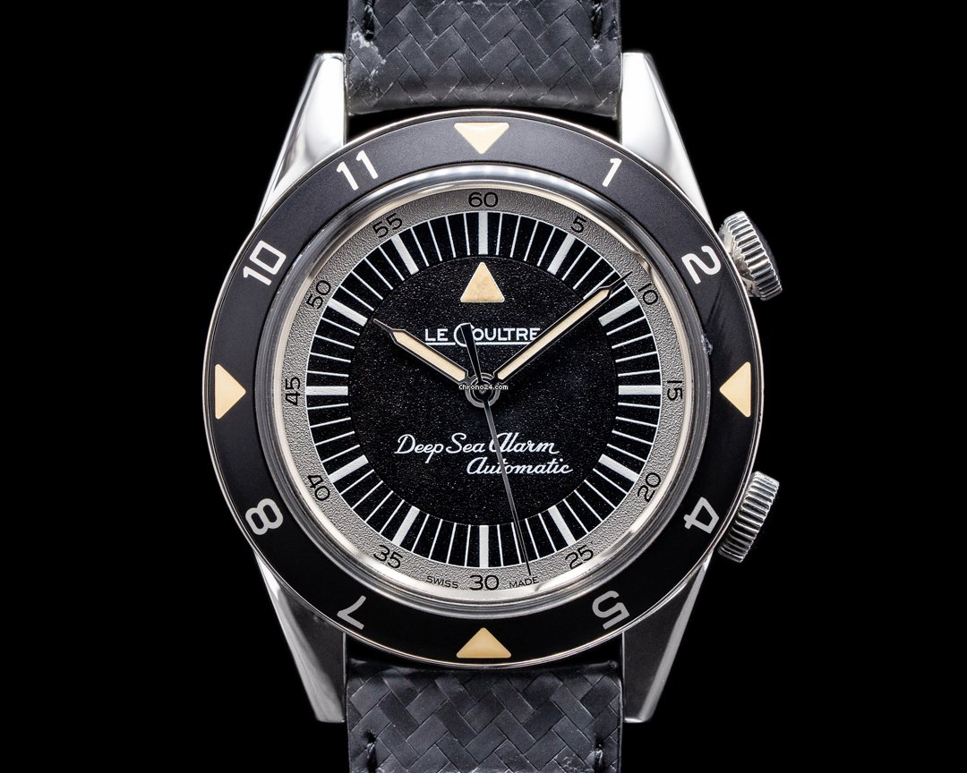 Jaeger-LeCoultre Memovox Tribute to Deep Sea Q2028440
