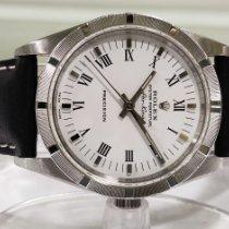 Rolex Air King Precision Steel 34mm White Roman numerals India, MUMBAI