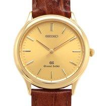 Seiko Oro amarillo Cuarzo 33mm usados Grand Seiko