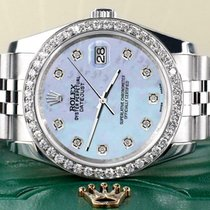 Rolex Datejust 116200 Very good Steel 36mm Automatic United States of America, New York, New York