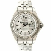 Breitling Cockpit Steel 41mm Mother of pearl United States of America, New York, New York