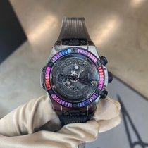 Hublot Big Bang Unico nowość Zegarek z oryginalnym pudełkiem i oryginalnymi dokumentami 411.JB.4901.RT.4098