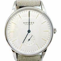 NOMOS Steel 38mm Manual winding Orion pre-owned United States of America, Florida